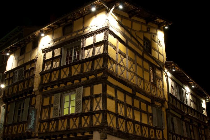 La maison Hugon en bois