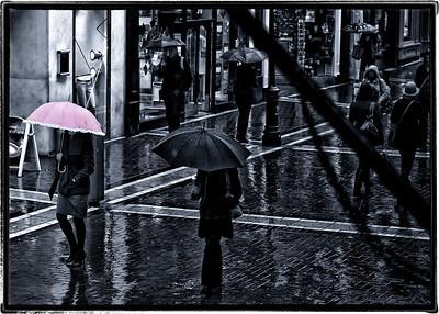 Pink Brolly Dublin 2012