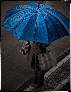 Blue Brolly Dublin 2012