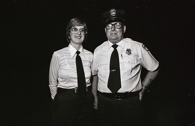 Brown University Campus Police Providence, RI (1980)