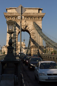 Szchenyi Chain Bridge