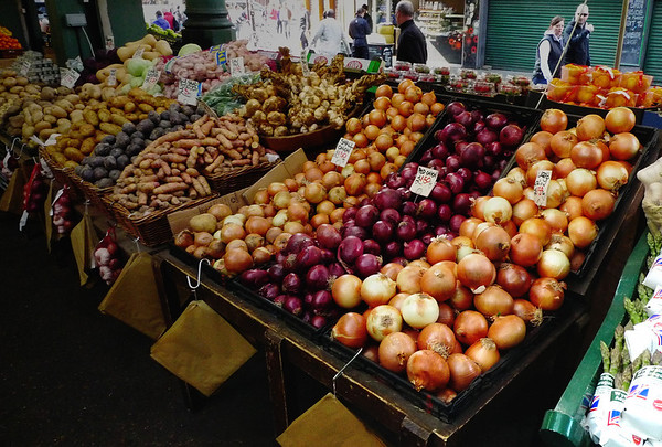 Burrough Market