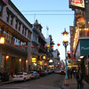 Part of San Francisco's huge Chinatown.