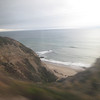 A view from the train from San Francisco to Los Angeles.
