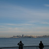 The City of San Francisco as seen from Sausalito.