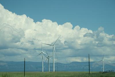 Montana Windmills