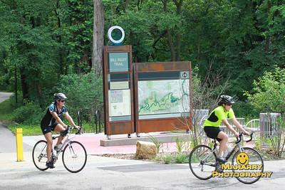 Carl's Fun Trail Project 6/20/2011