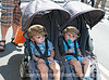 Twin boys at the Cherry Creek Art Festival; best viewed in the largest size