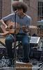 Musician at Cherry Creek Art Festival