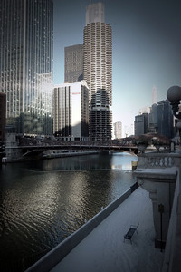 Chicago River at Clark