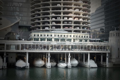 Marina City at the River