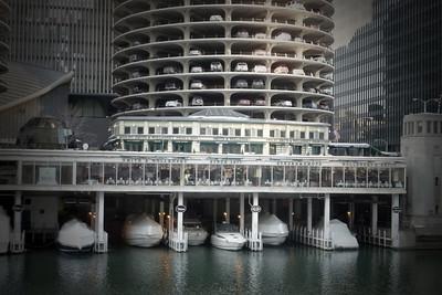 Marina City at the River