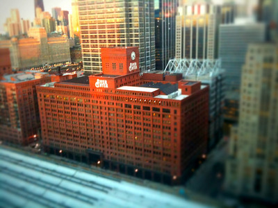 Tilt Shift Generator (blur added in iphone app).