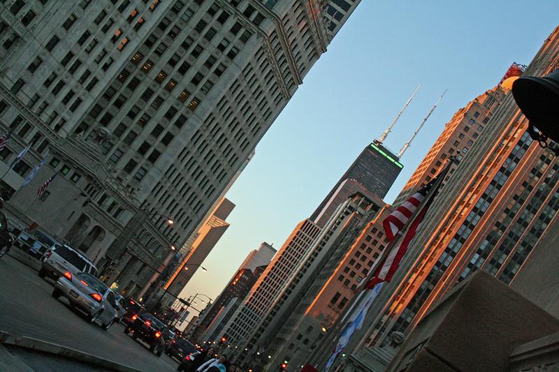 Michigan Avenue - Chicago IL