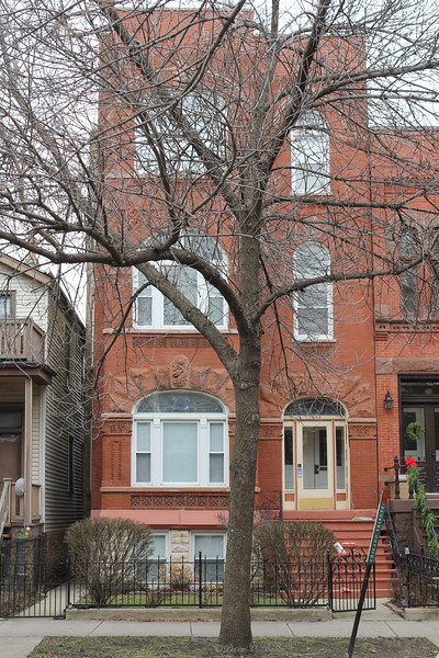 Nelson Algren's home.