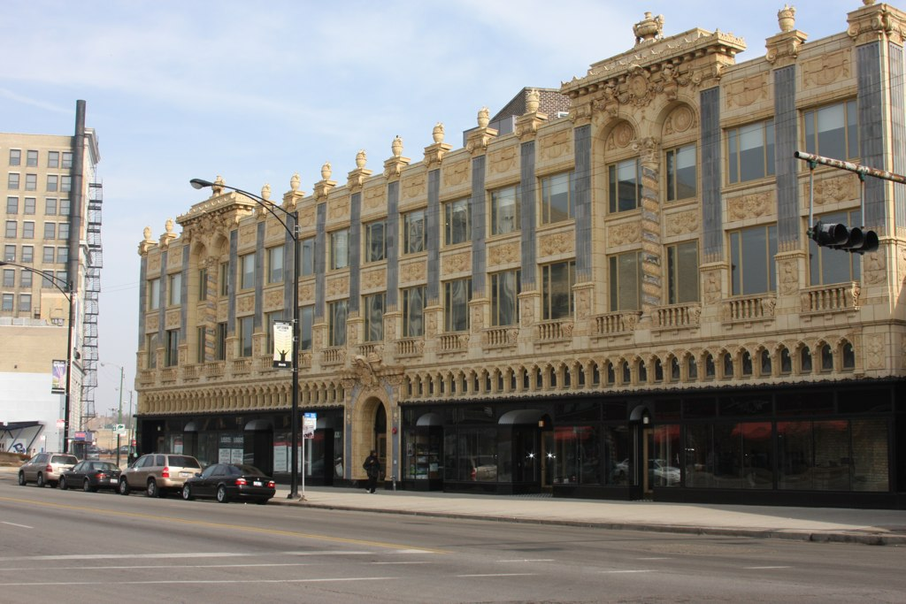 Uptown Building