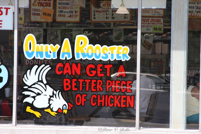 Jakes has been serving broasted chicken since 1959.