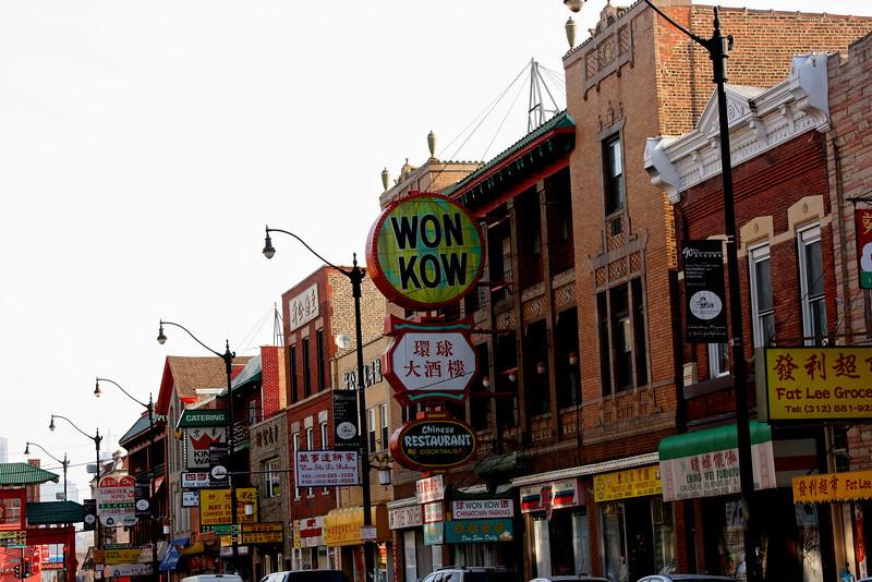 Chinatown, Chicago IL