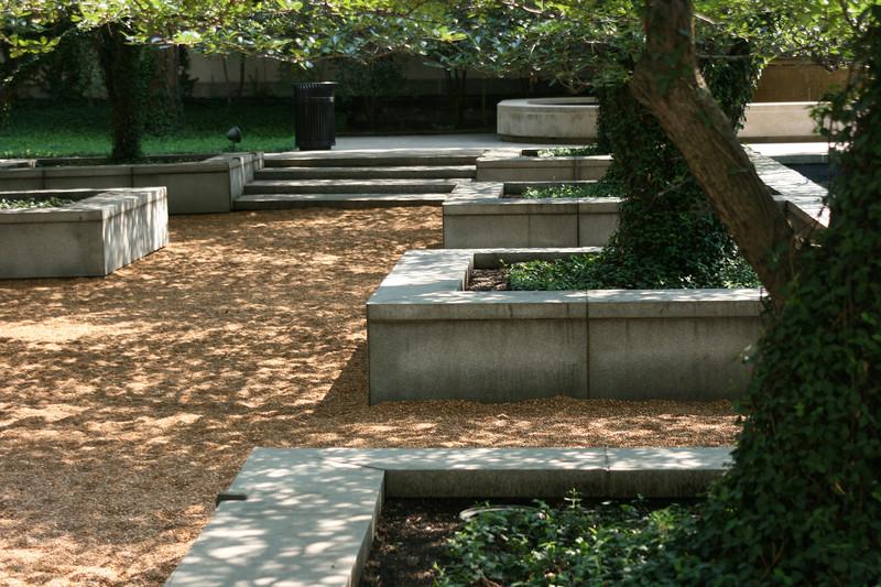 Art Institute of Chicago Garden - Chicago IL