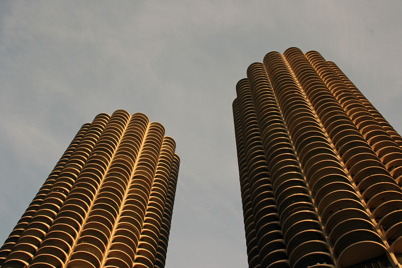 The Marina Towers, Chicago IL