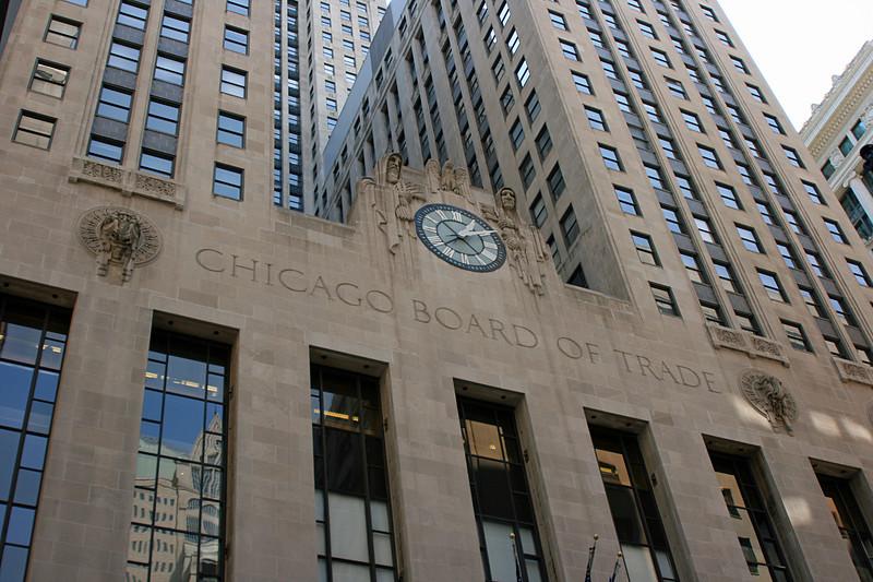 Chicago Board of Trade - Chicago IL