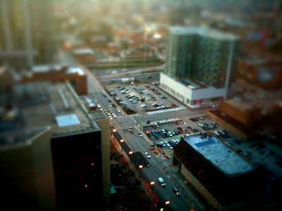 Tilt Shift Generator (blur added in iphone app)