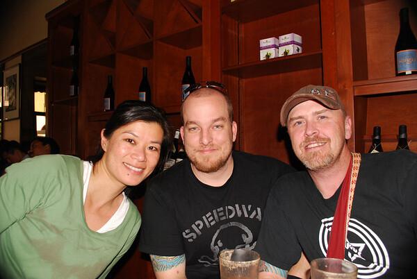 Jeremy, David, and Thu
