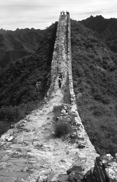 095  Qinhuangdao Chinese Wall - Ruins