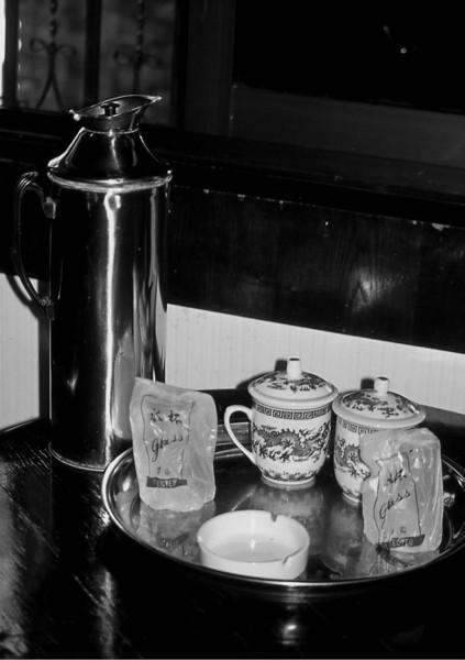 004  Beijing - Xinqiao Hotel, tea for two