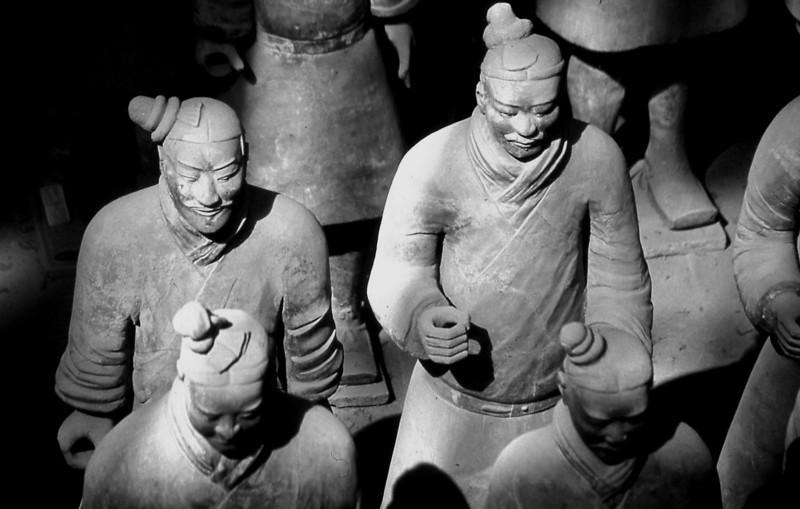 152  Xian - Terracotta Soldier