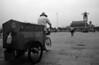 036  Beijing - Tiananmen Square, cyclist