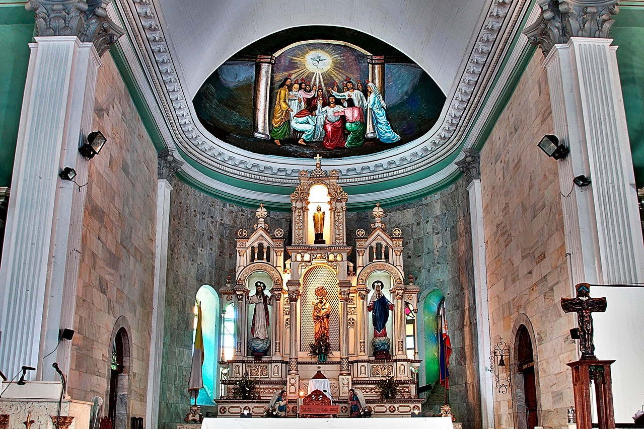 San Jose Church - Iloilo