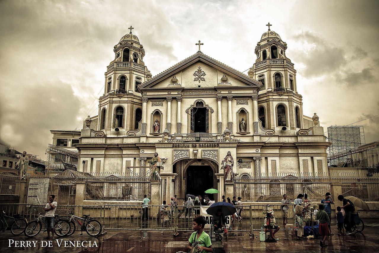 Quiapo Church, Manila