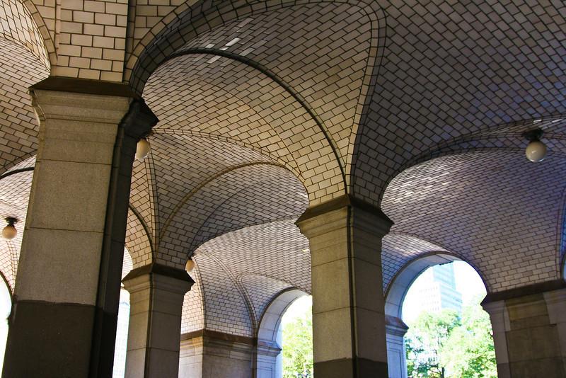 Pillars & Bends