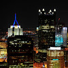Highmark and PPG buildings in downtown Pittsburgh