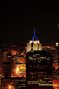 Highmark building from Mt Washington