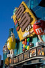 The M&M store in Las Vegas