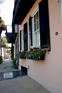 South Carolina, Charleston, Rainbow Row