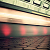 A shot of my metro stop in DC.