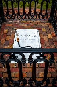 Oceola Grave in Charleston SC
