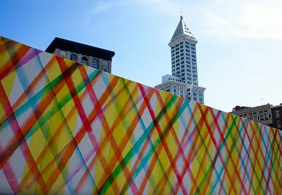 Claude Zervas and Joseph Park Art Block