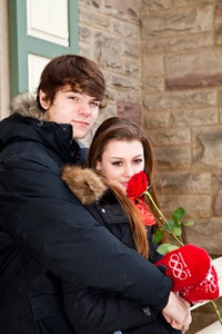 Cole & Lexi Downtown Oakville Shoot