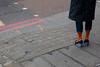 Socks/lines/shoes/arrows