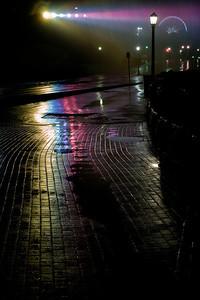 le nuit, niagara