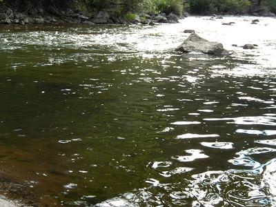 creek views aug 30 2013