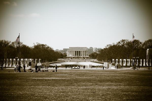 Lincoln's Lawn
