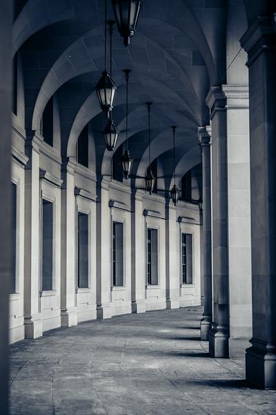 Halls w/o Walls