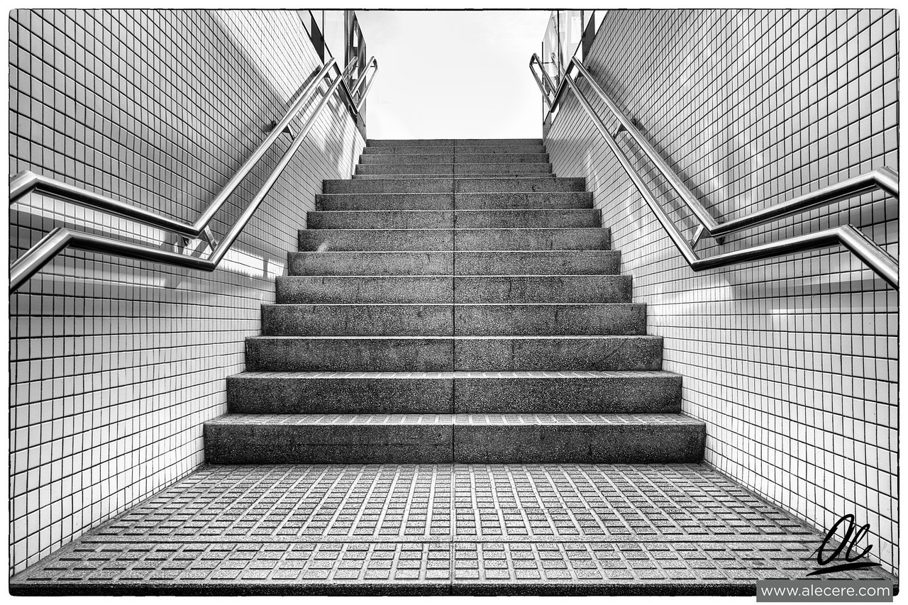 Stairway to freedom