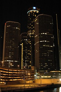 Detroit at Night_3