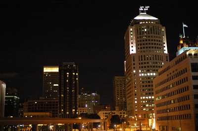 Detroit at Night_2
